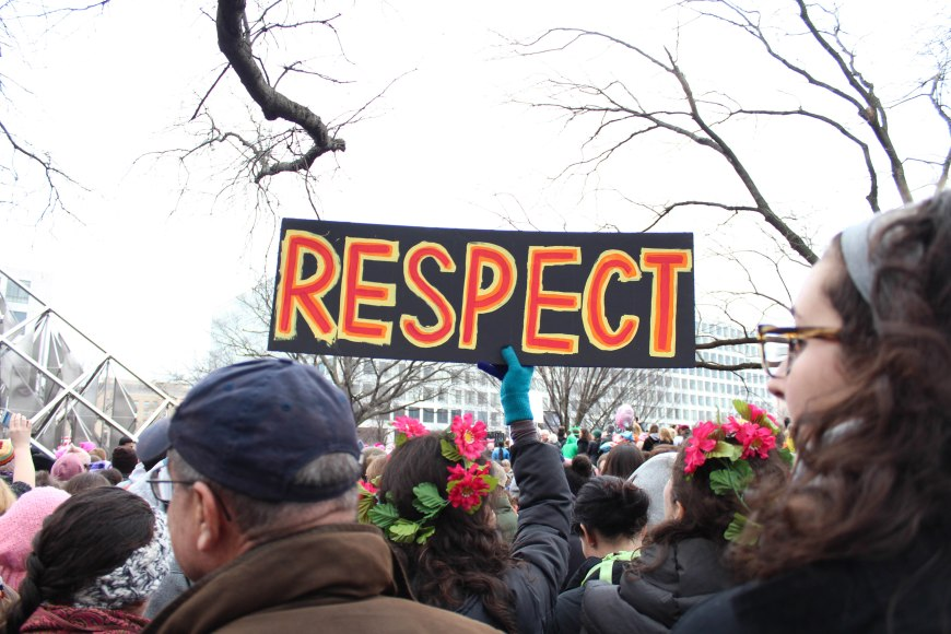 Washington, D.C. Women's March/Katrina Schmidt